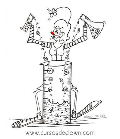 ¿A qué juegan los payasos? | Curso de Clown | Cursosdeclown.com