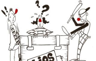¿Como meterse en líos? | Curso de Clown | Cursosdeclown.com