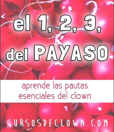 Curso de Iniciación al Clown | Caroline Dream | Cursosdeclown.com