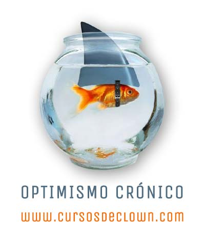 Curso de Clown intermedio Optimismo Crónico con Caroline Dream