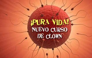¡Pura vida! Nuevo Curso de Clown
