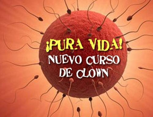 """CLOWN INTERMEDIO """"Pura Vida"""" con Caroline DreamPAMPLONA 14 y 15 de OCTUBRE 2017"""