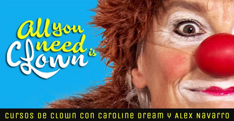 Curso de Clown Barcelona Lima