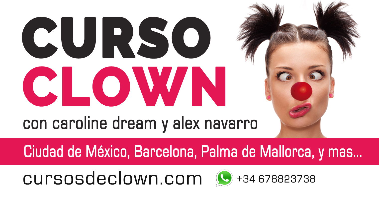 Cursos de Clown en Ciudad de México