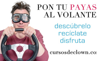 Cursos de clown y payaso por Caroline Dream y Alex Navarro