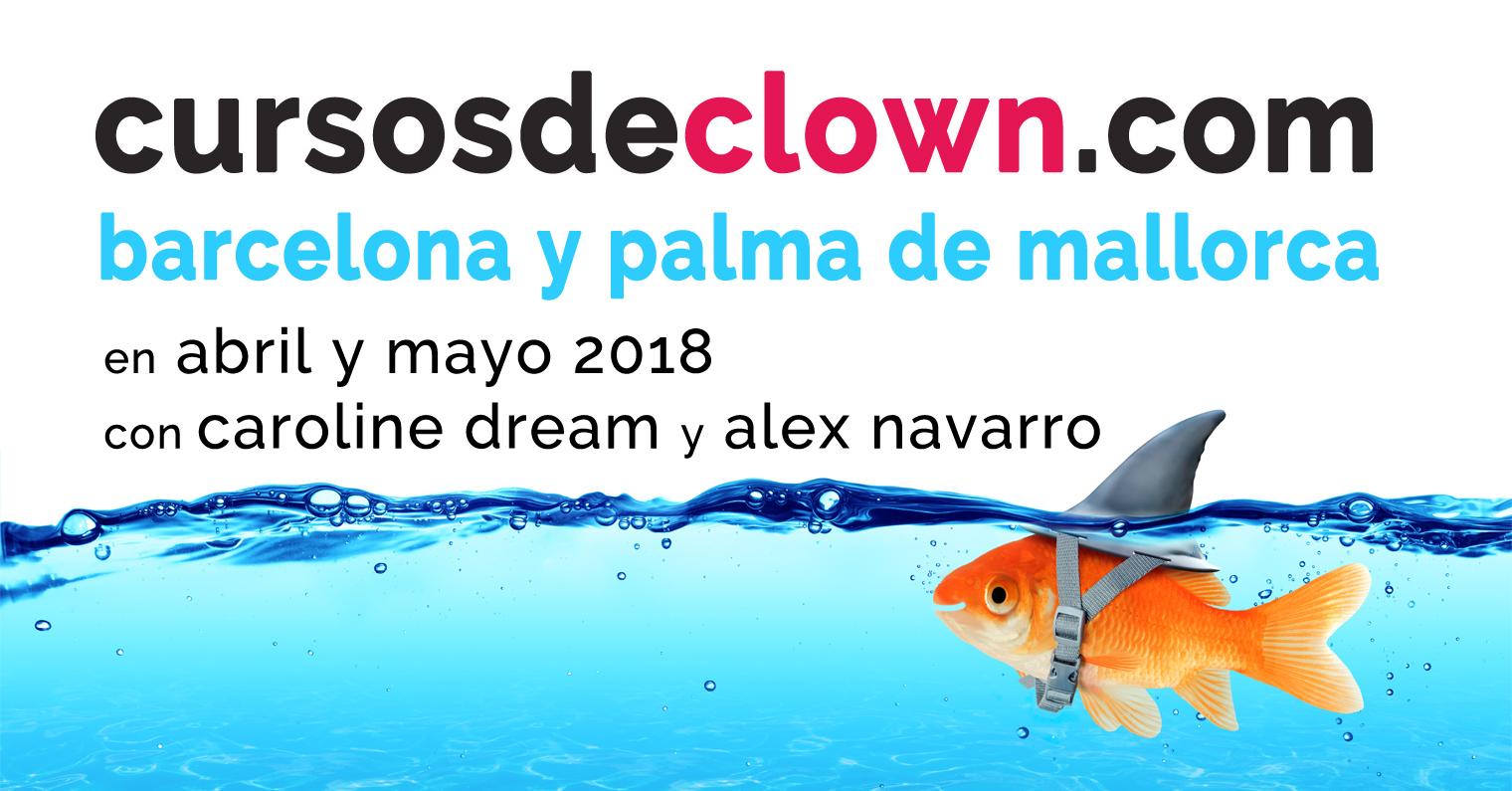 Curso Clown Barcelona Palma de Mallorca