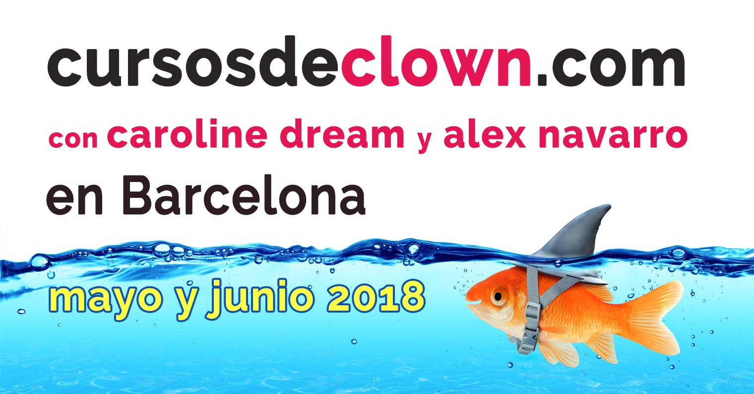 Curso Clown Barcelona junio 2018
