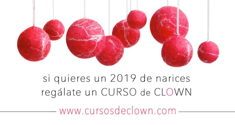 Cursos de Clown 2019 con Caroline Dream y Alex Navarro