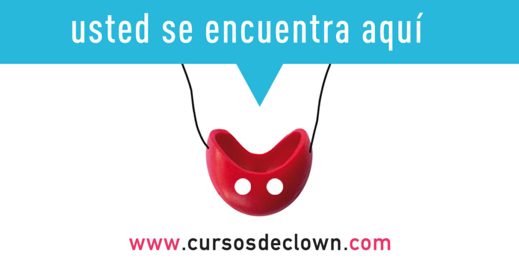 Cursos de Clown con Alex Navarro y Caroline Dream