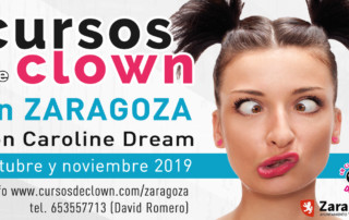 Curso Clown Zaragoza 2019