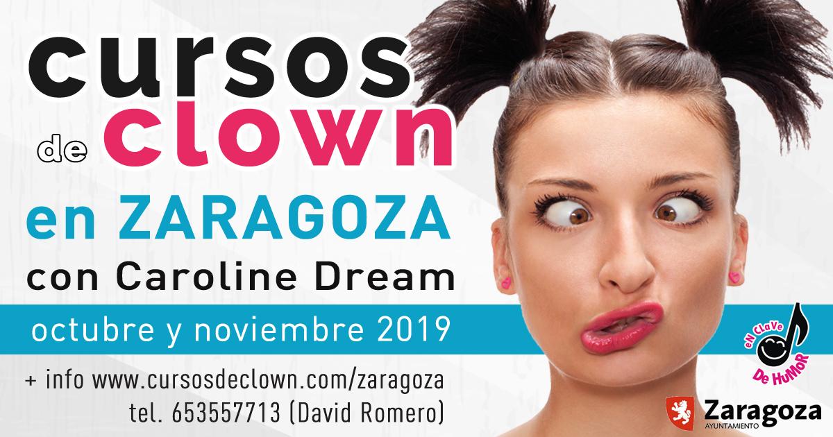 Curso Clown Zaragoza 2019