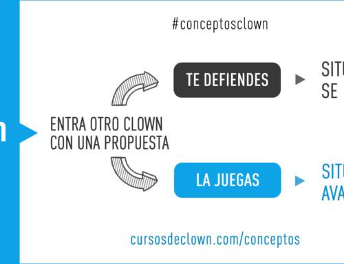 #conceptosclown | JUEGA LA PROPUESTA