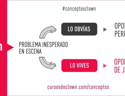 #conceptosclown | VIVE EL PROBLEMA