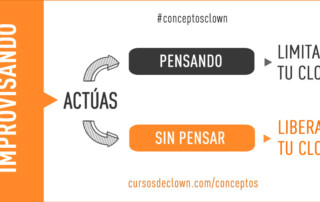Conceptos Clown 5 - NO PENSAR