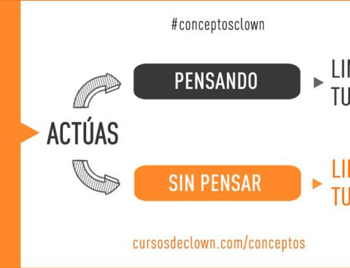 #conceptosclown | NO PENSAR