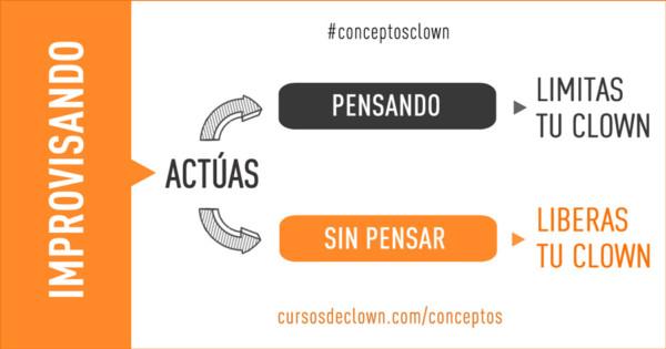Conceptos Clown 5 - NO PENSAR