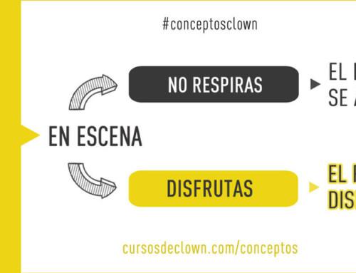 #conceptosclown | DISFRUTAR