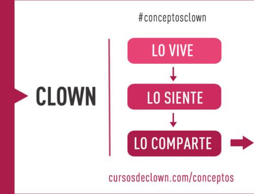 #conceptosclown | LO VIVO, LO SIENTO, LO COMPARTO