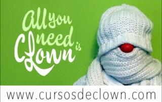 Cursos de Clown con Caroline Dream y Alex Navarro