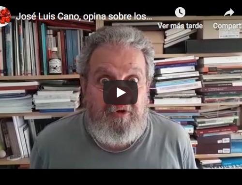 José Luis Cano: sobre los cursos de clown de Caroline Dream y Alex Navarro